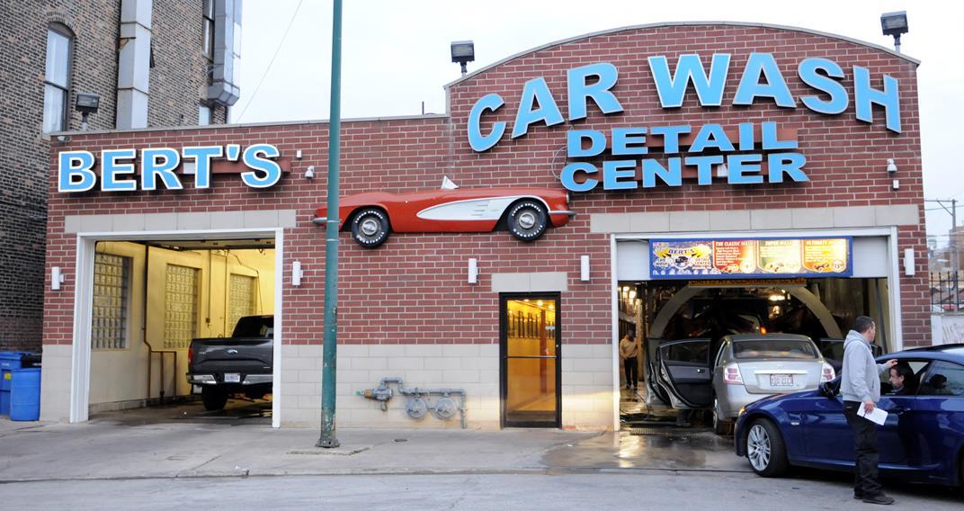 Hand Wash Car Wash >> Bert S Car Wash