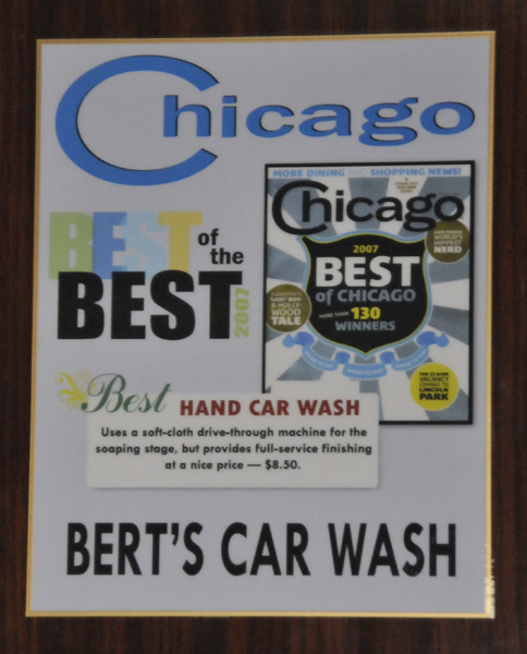 Best of Chicago Hand Car Wash & Detailing