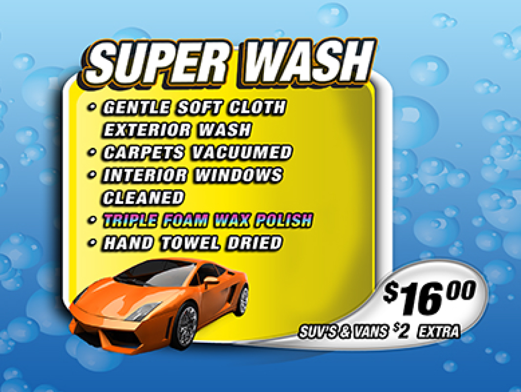 Bert's Super Wash